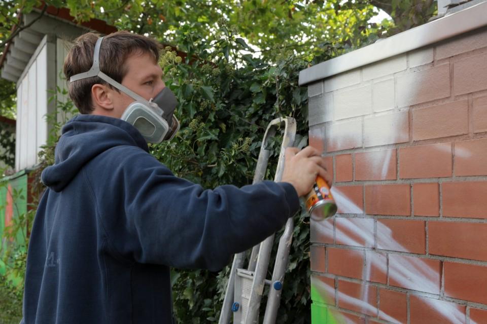BeNeR1 Graffiti Hannover