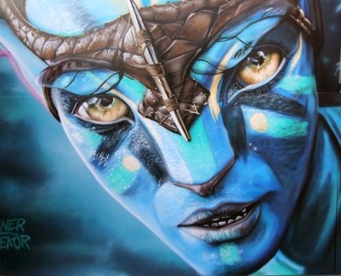 Avatar Mural