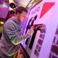 Airbrush Show auf Event Kassel Hildesheim