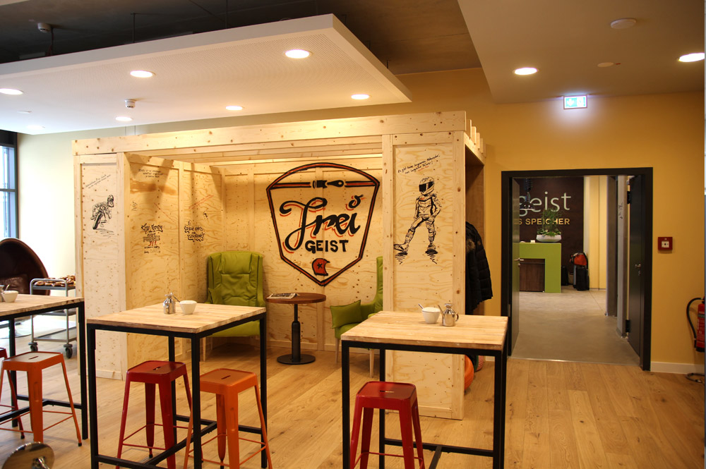 gestaltung des hotel freigeist am ps speicher in einbeck bener1 graffiti kunst. Black Bedroom Furniture Sets. Home Design Ideas