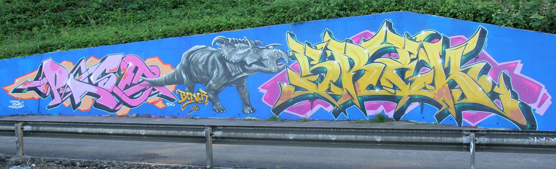 Pase Srek BeNeR in Basel 2017