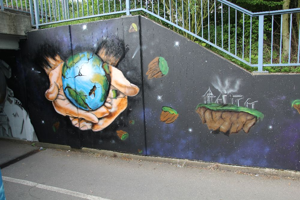 Graffiti projekt an der mcs ronnenberg 2 abschnitt - Graffiti ideen ...