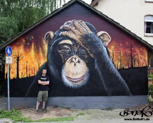 schimpanse_graffiti-bener1