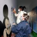 Graffiti Workshop - Bild eines 17 Jährigen